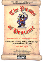 The Pirates of Penzance (Broadway Version)