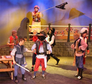 LADOS 2011 Production of 'Pirates of Penzance'