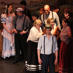 LADOS 2009 Production of 'Carousel'